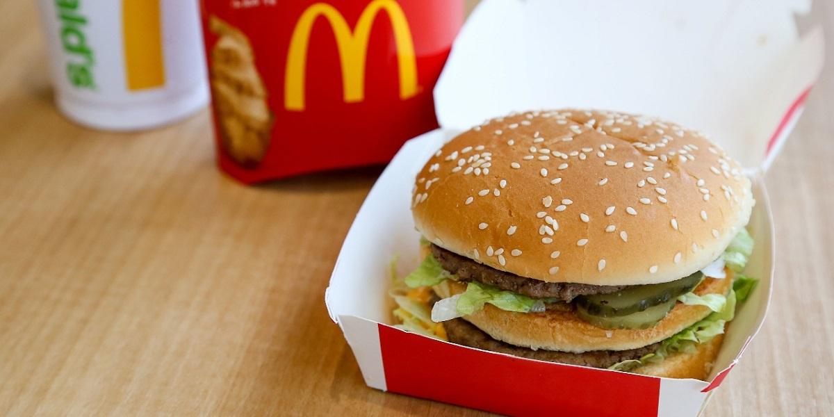 «Макдоналдс», Владивосток, первый «Макдоналдс», Дальний Восток, Биг Мак