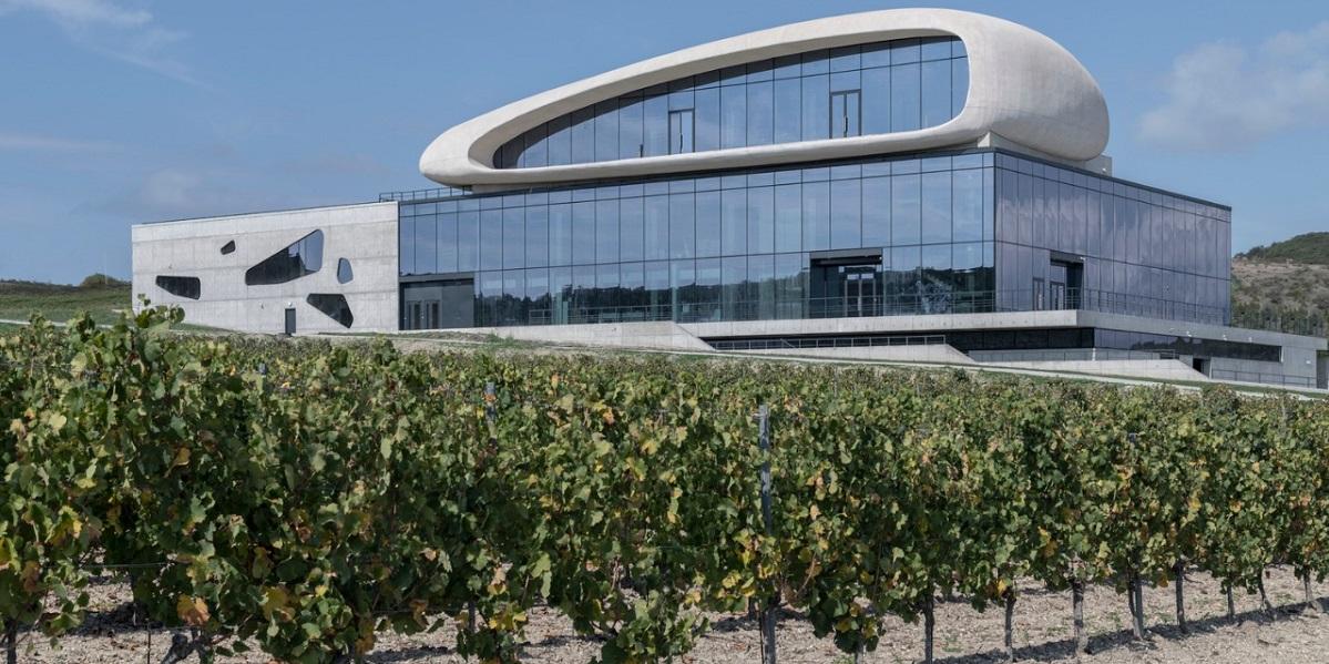 Анапа, Côte Rocheuse, «Скалистый берег», гравитационная винодельня,