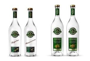 «Зеленая Марка», водка «Зеленая Марка», «Руст», дизайн из Лондона