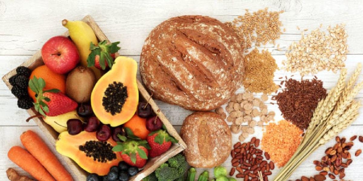 Фрукты, овощи, зерновые