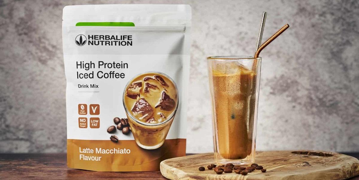 Herbalife Nutritio, Протеиновый кофе, Россия, сывороточный протеин