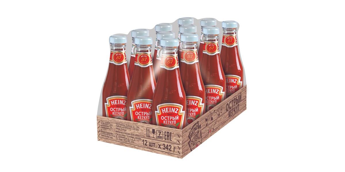 упаковка Kraft Heinz, Kraft Heinz без пластика