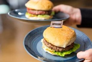 Impossible Foods, Impossible Burger, растительное «мясо», цены ниже