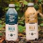 Take Two Foods, молоко из ячменя, пивной ячмень, растительное молоко
