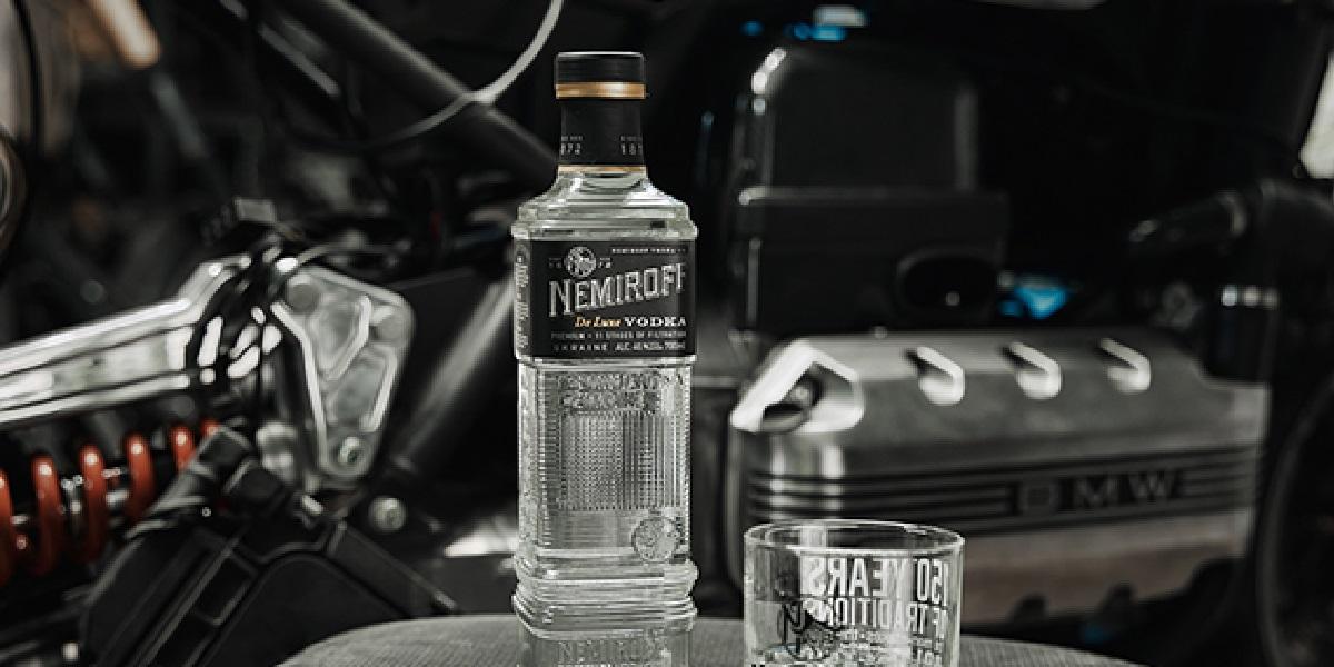 Немиров, водка