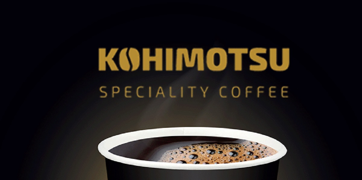 АЗС ННК , Дальний Восток, кофе, Kohimotsu, японский кофе