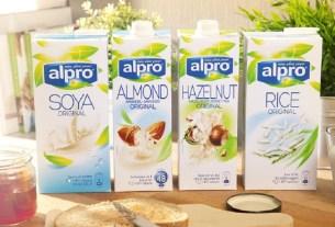 Danone, производство, растительные напитки, Alpro, растительные аналоги молока, молочный комбинат «Лабинский»