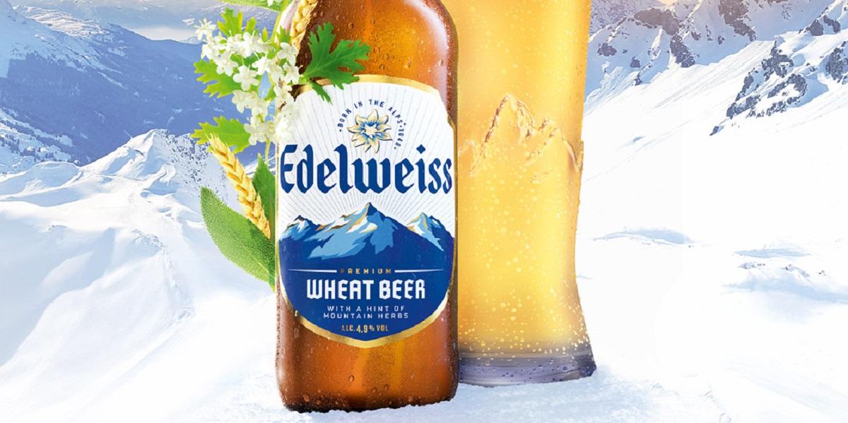 Компания Heineken, Пиво Edelweiss, новое пиво Edelweiss