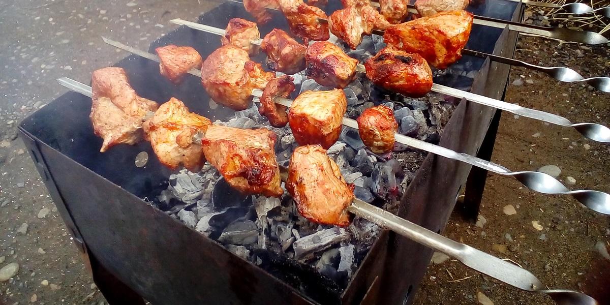 шашлыки, весна 2021, виды мяса, СберМаркет