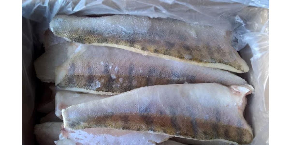 Рыба, филе, глазурь, заморозка