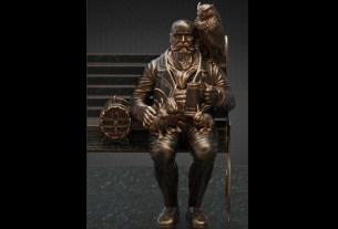 Пивзавода «Вятич», Киров, памятник, Карл Отто Шнейдер