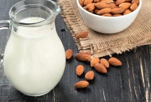 растительное молоко, миндальное молоко, ЕС
