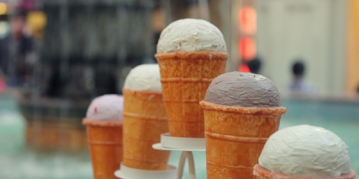 NielsenIQ, мороженое в стаканчике, вкусное мороженое, исследование