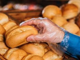 Хлеб, магазин