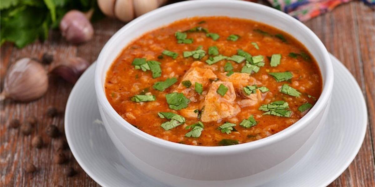 суп харчо, харчо для космонавта, космическая еда