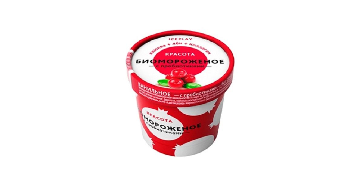 Мороженое, «Десант здоровья», мороженое для пищеварения, полезное мороженое