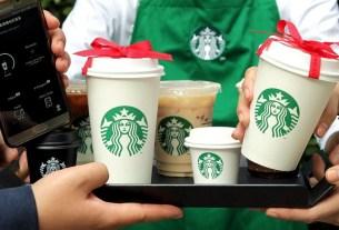 Starbucks, меню Starbucks, США, нехватка продуктов