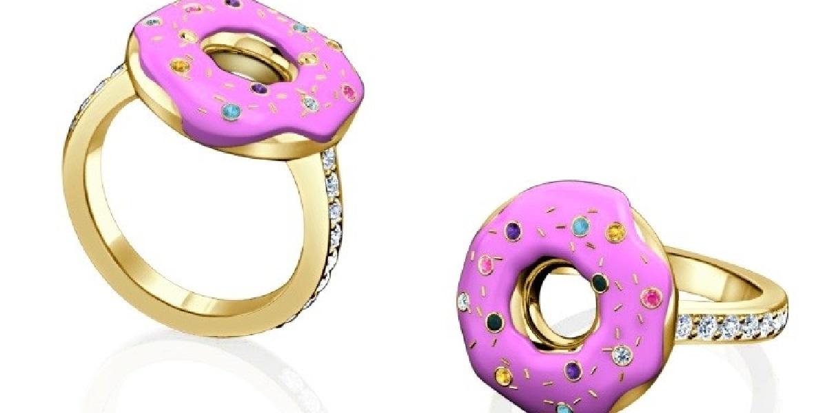 Кольцо, пончик