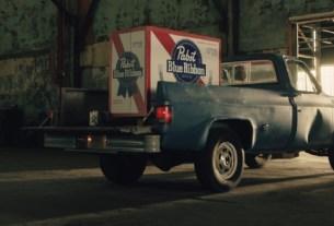 День независимости США, Pabst, пиво Pabst Blue Ribbon, упаковка