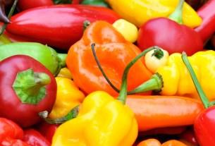 Перец, овощи