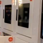 Panasonic, Вендинговый аппарат, общепит, рестораны, еда навынос, ClearConnect,