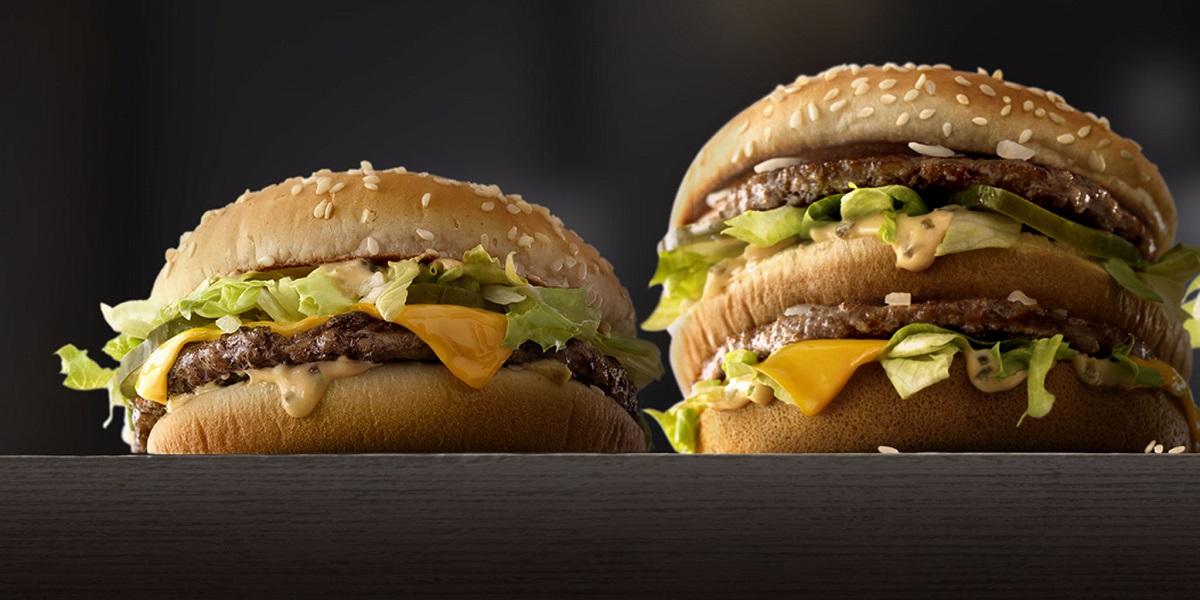 McPlant, заменитель мяса, McDonald's