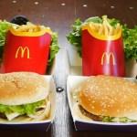 McDonald's, McPlant, растительное мясо, Украина