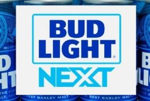 Bud Light Next, пиво Bud Light Next, пиво без углеводов