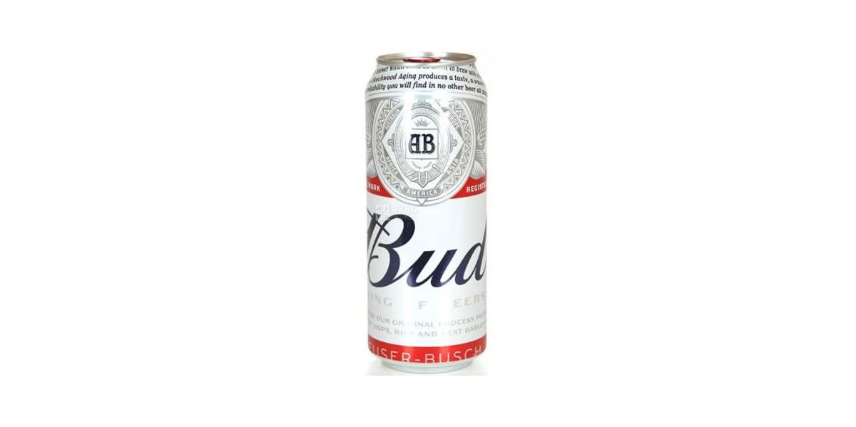 Bud, пивные банки Bud, «Русал», эко-алюминий