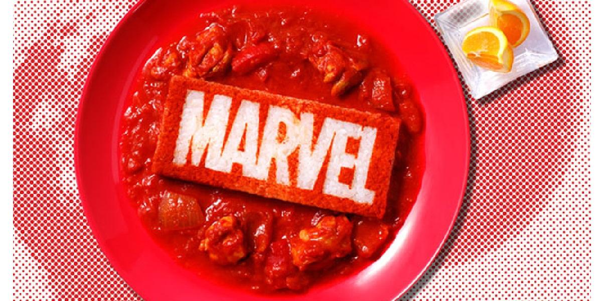 Marvel, суп