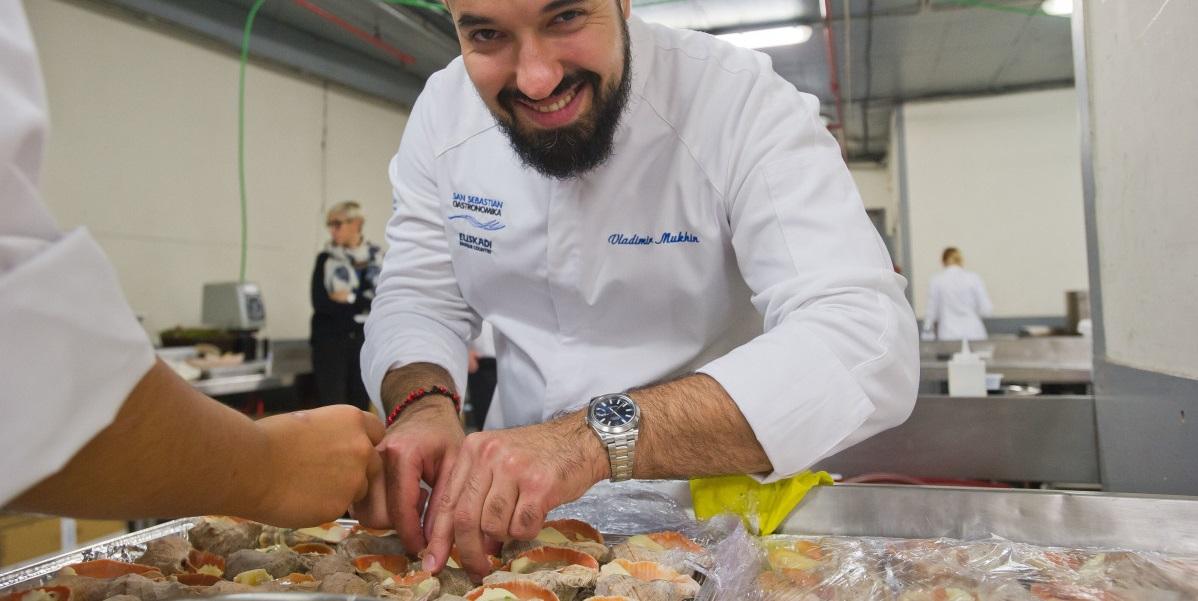 The Best Chef 2021, премия, рейтинг, шеф-повара, Владимир Мухин