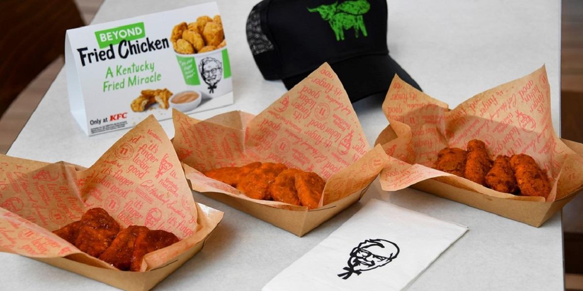 KFC, США, веганство, растительное мясо, Кевин Хохман