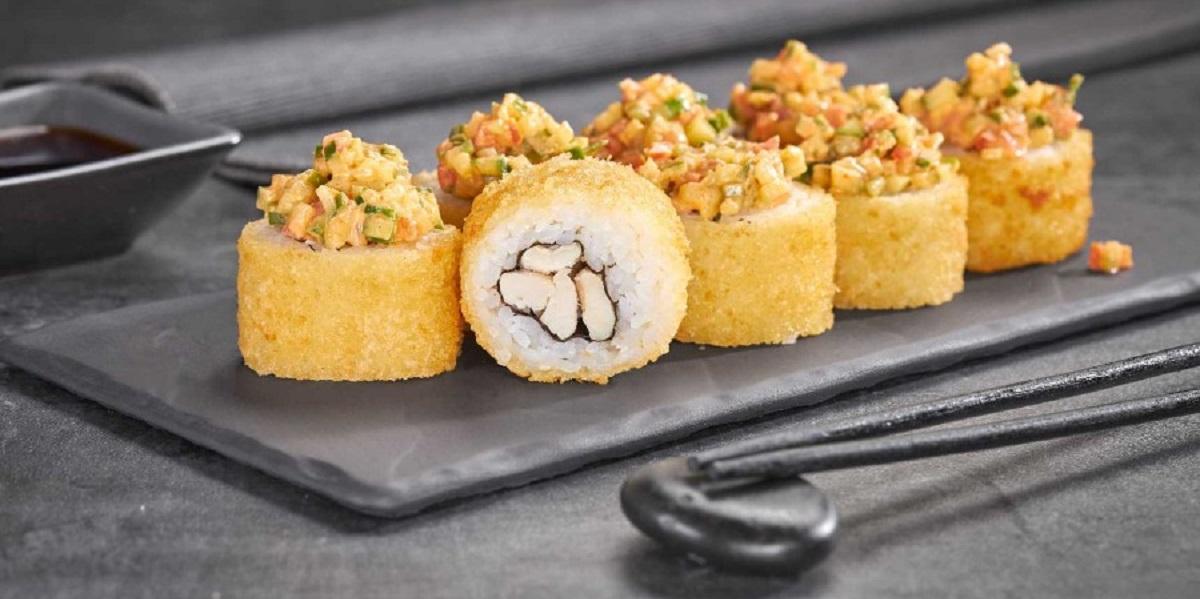 «Суши Мастер», традиционные блюда, красивые роллы