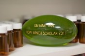 Hope Winch Society Prize 2011