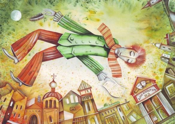 art by Eugene Ivanov