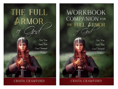 The Full Armor of God by Crista Crawford