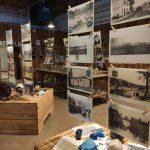 Photos d'archives et différents matériaux