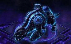 Montaria Fera de Batalha do Nexus no Heroes of the Storm