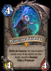 Príncipe Valanar