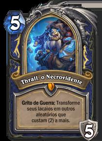 Thrall, o Necrovidente