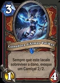Colhedora d'Almas Val'kyr
