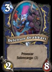 Defensor Drakkari