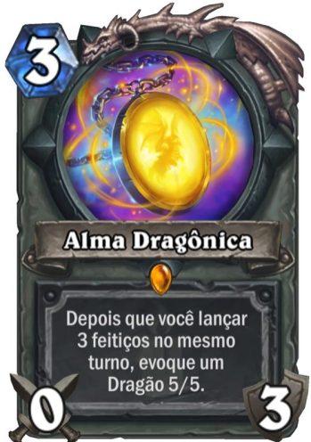 alma dragônica