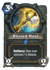 blessed maul
