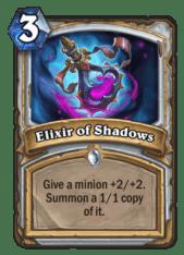 elixir of shadows