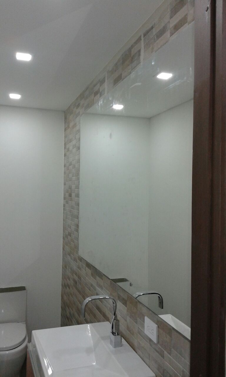 Espejo para baño   CRISTALSEG