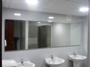 Espejos flotados, pulidos, biselados, enmarcados, embebidos, baño, sala, comedor, espejo envejecido, espejo moderno, ampliación espacio, diseño contemporáneo, espejos originales.