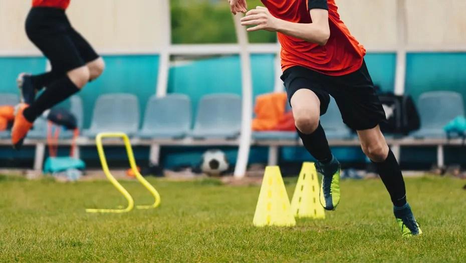 Aprender a competir durante los entrenamientos se vuelve fundamental.
