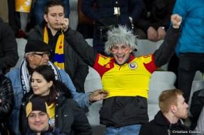 Romanian Fan on ClujArena