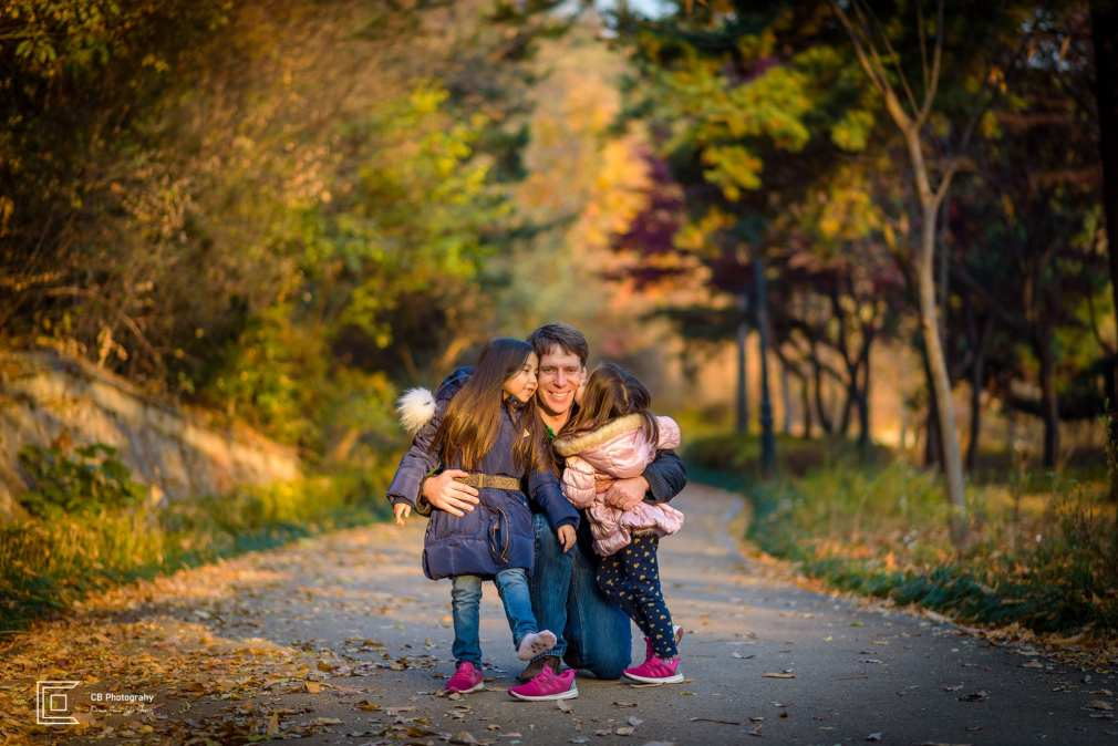 Family photographer in Tokyo